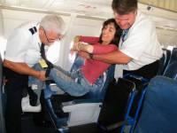 Инвалиды в эропортах