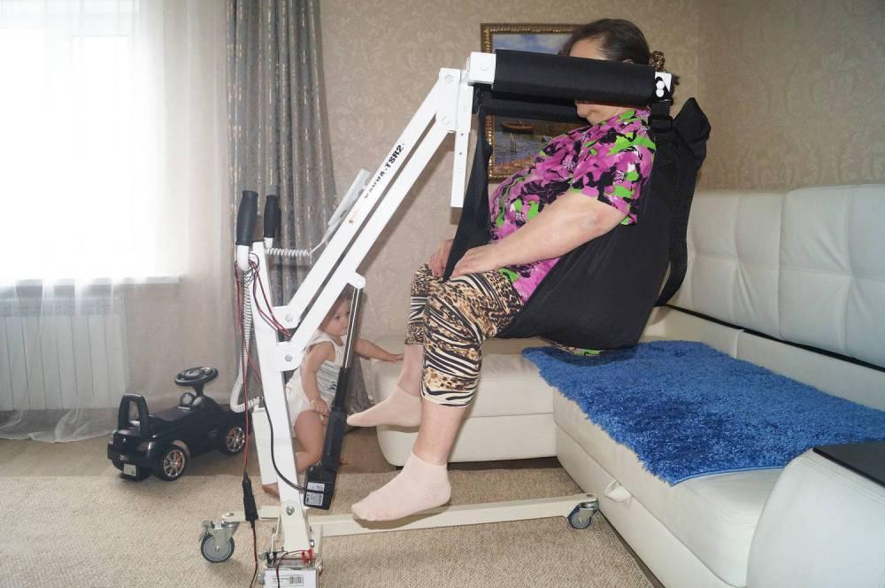 Подъемник для ухода за лежачими больными дом престарелых ворга